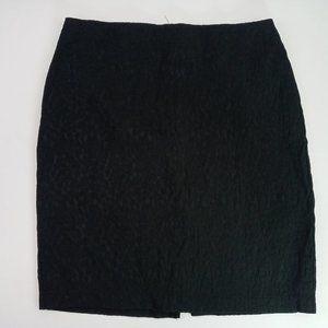 New York & Co. Women's Skirt Stretch Black